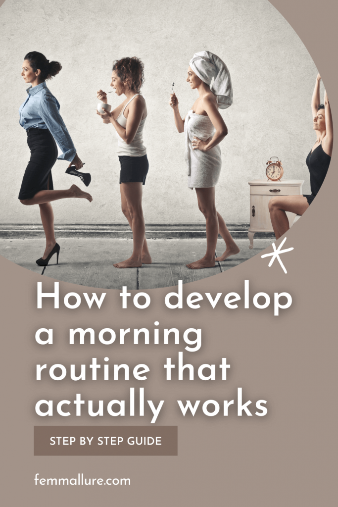 Morning Routine Here's How To Develop The Most Effective One