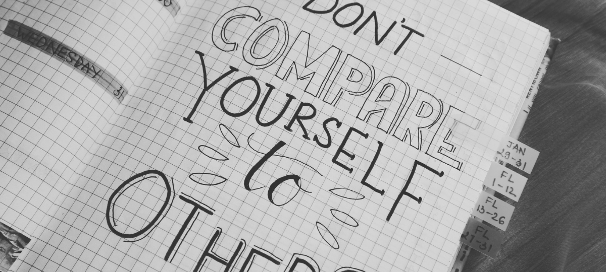 how to stop comparing yourself to others and figure out what you truly want in life