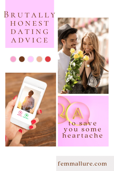 honest dating advice for young women