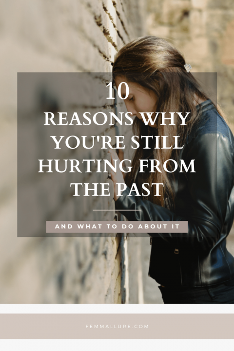 Reasons why you're still hurting _ why am I still hurting _ why does it still hurt after a break up _ how to move on